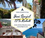 Traum-Ferienhaus an der Riviera nähe