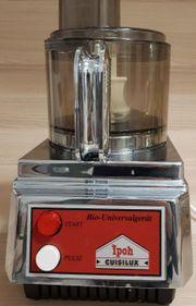 Ipoh Cuisilux Metalblock Food Processor