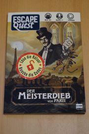 Escape Quest Der Meisterdieb von