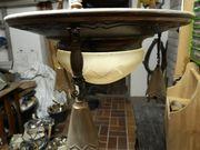 Antike Lampe