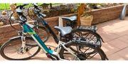2x E- Bike Pegasus Evo