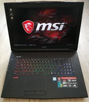 MSI GT72VR-7RE Gaming
