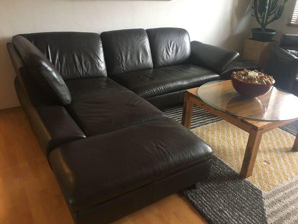 Sofa Couch Leder