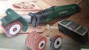 Bosch Rollschleifer TEXORO im Koffer