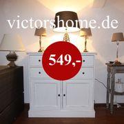 Weisse Kommode Sideboard Highboard 109
