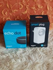 Echo Dot 3 Generation Smartplug