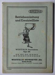 Westfalia Separator