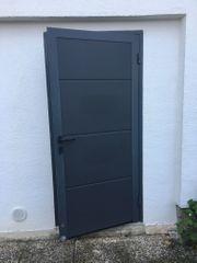 Hörmann-Türe für Garage oder Schuppen