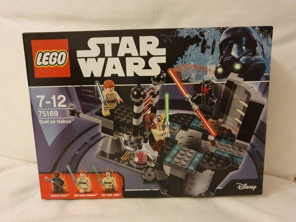 LEGO Star Wars Duel on