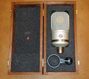 Neumann TLM 107 Gesangsmikrofon Studio -