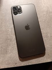 iphone 11 pro max Spacegrau