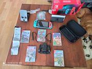 Nintendo Switch XXL paket