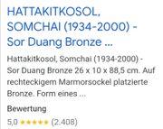 Antike Bronzefigur von Hattakitkosol Somachai