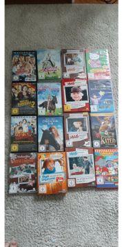 Verschiedene Dvd s neuwertig Kinder