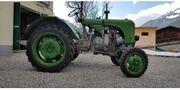 Steyr Typ 80 Traktor