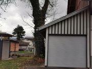 Holzbau Schopf Garage