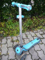 Roller Globber Scooter Primo blau