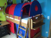 Paidi Kinderhochbett Varietta in Buche