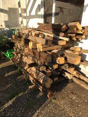 Holz Brennholz Schuppenholz