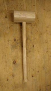 Holz Schlägel Holzschlegel
