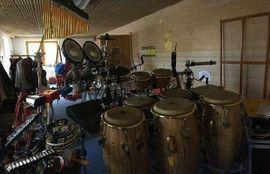 Drums, Percussion, Orff - LP-Percussionset - professionell und überkomplett