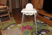 IKEA Kinderhochstuhl mit Sitzgurt und