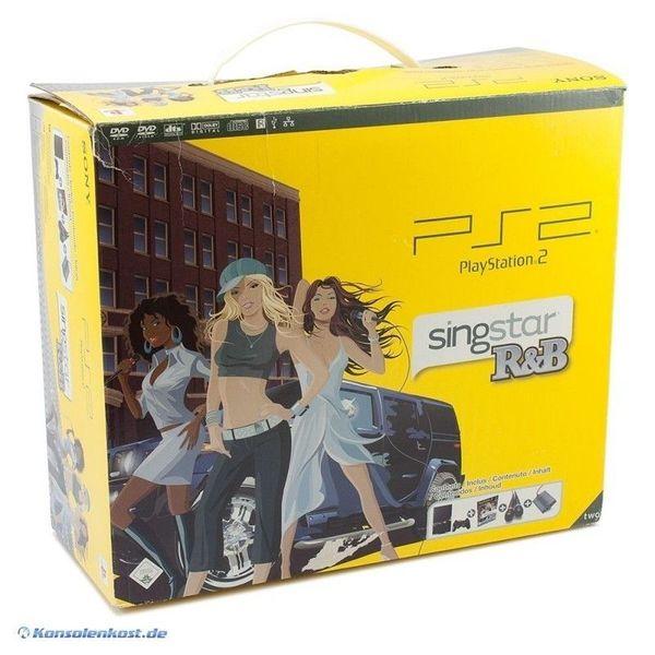 PlayStation 2 Slimline SingStar R