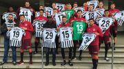Nike Eintracht Frankfurt Trikot Players