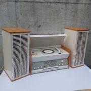BRAUN Atelier 2 Röhrenradio mit
