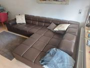 Tolles Ledersofa Couch