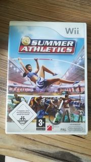 Summer Athletics Wii