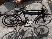 Ravat Oldtimer Motorrad 20er Jahre