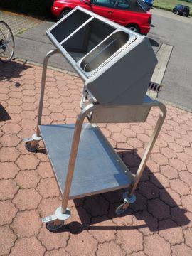 Bild 4 - Blanco Besteck- und Tablettwagen neuwertig - Tiefenbronn Lehningen