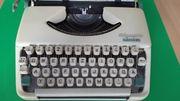 Schreibmaschine Olympia Splendid 33