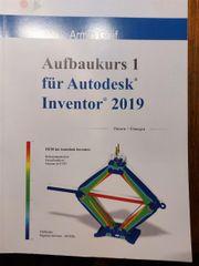 Autodesk Inventor 2019 Bücher