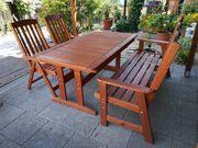 Gartenmöbel-Set 4-teilig