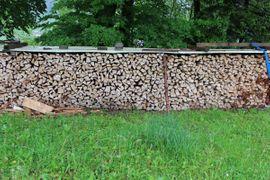 Heimisches Brennholz Hartholz-Weichholz