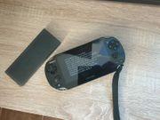 PS Vita inkl Spiele