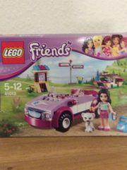 Lego Friends Emmas Sportwagen