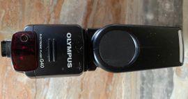 Kamera Olympus iS1000 inkl Zubehör: Kleinanzeigen aus Frastanz - Rubrik Foto und Zubehör