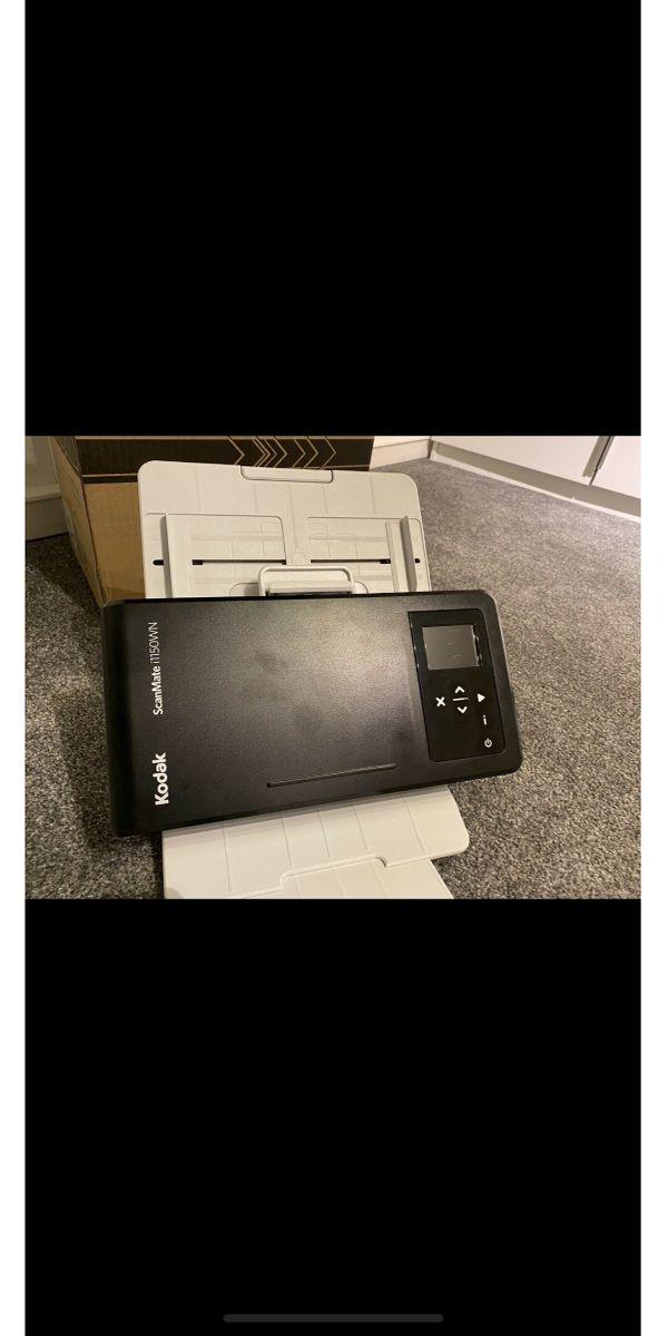 Kodak i1150WN Einzugsscanner