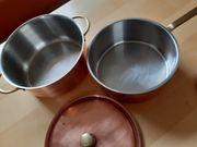 Kupferkochtöpfe