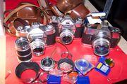 Voigtländer Kameras Objektive Septon andre