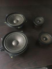 Original Mini R56 Front-Lautsprecher Hochtöner