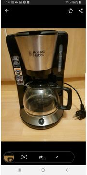 Kaffeemaschine mit Kanne