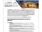 Seat Verkäufer Neuwagen m w