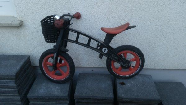 Laufrad v My first Bike