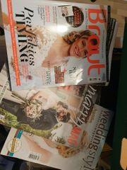 Hochzeitsmagazine zu verschenken