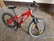 Mountainbike Kinderfahrrad Scott Voltage 20
