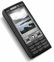 Handy Sony Ericsson K800i mit